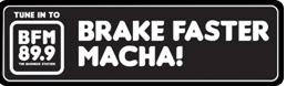 Brake Faster Macha